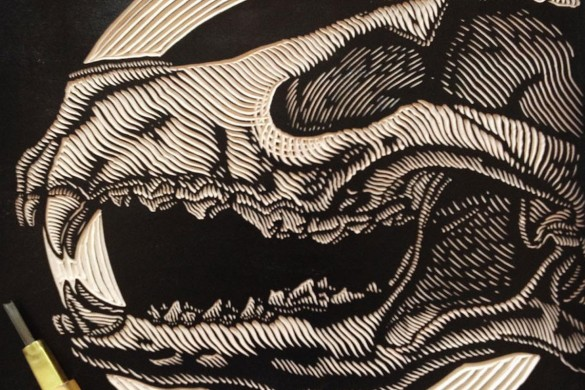 Top Linocut Artists