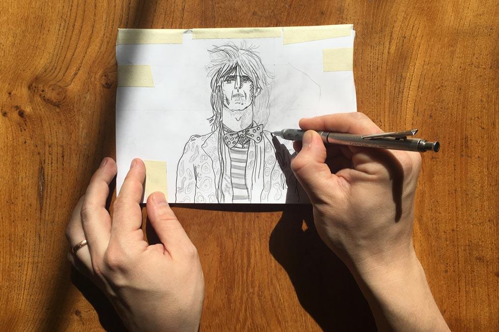 Transferring-a-sketch-to-lino-08