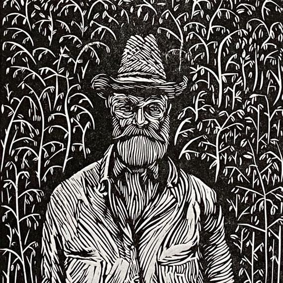 Farmer-linocut-Print-Thumbnail