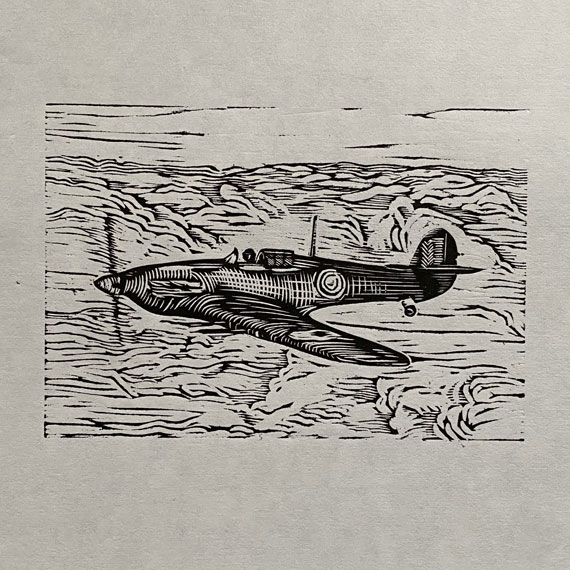 Hurricane-fighter-linocut-print-thumbnail