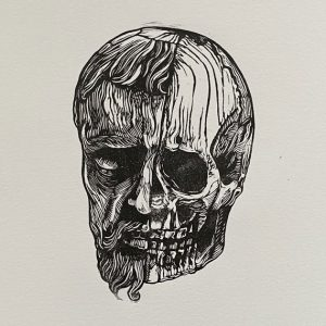 Life&Death-linocut-print-thumbnail
