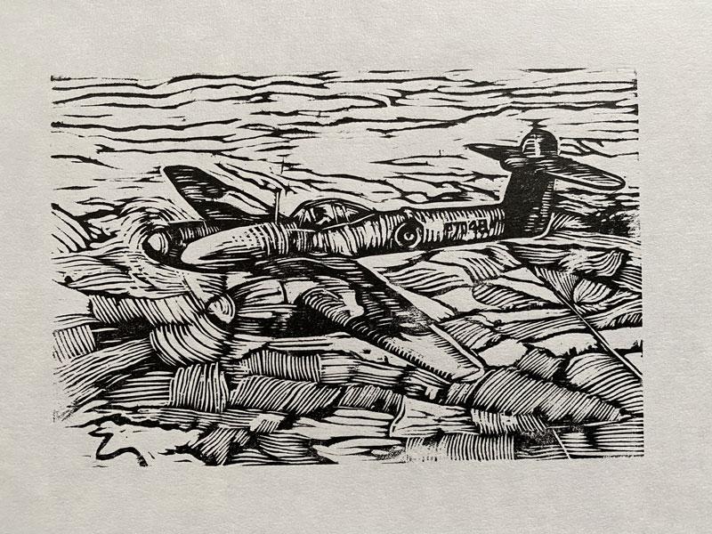 Westland Whirlwind WW2 Plane