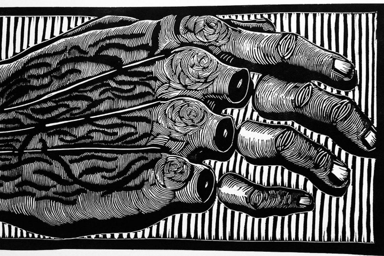 Linocut-Print-Maker-Scott-Minzy-Cover